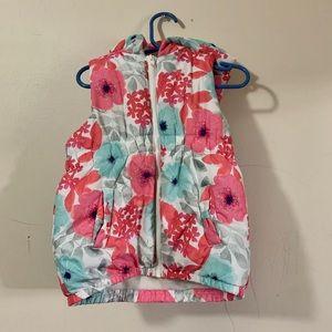 Gymboree Puffer Vest